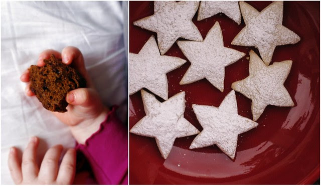 the 12 days of holiday cookies