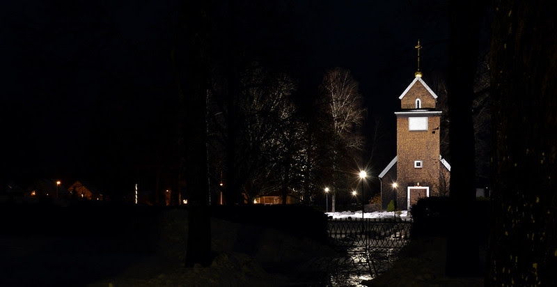 20 kyrkan