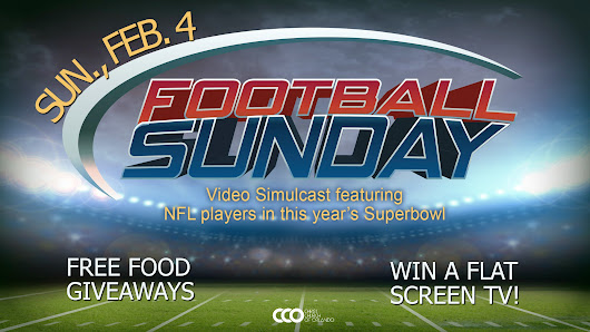 Superbowl Sunday | Christ Church Orlando
