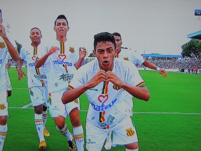 Sampaio e Palmeiras ficaram no empate na estreia
