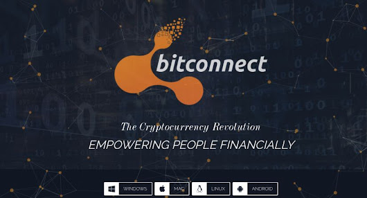 What is BitConnect Coin? - World News 123 ONE