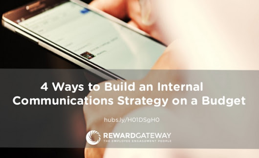 How to Build Internal Communications Strategy on a Budget?
