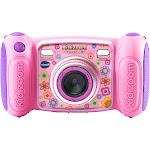 VTech KidiZoom Camera Pix, Pink (Frustration Free Packaging) Frustration-Free Packaging - Pink / Frustration-Free Packaging