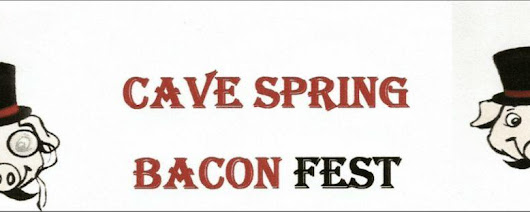 Cave Spring Baconfest and Car Show