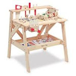 Melissa & Doug 2369 Wooden Project Workbench