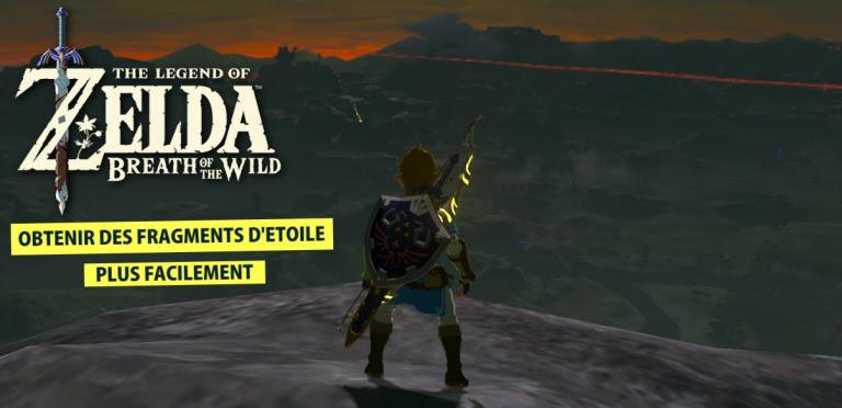 Zelda Breath Of The Wild Comment Obtenir Des Fragments D