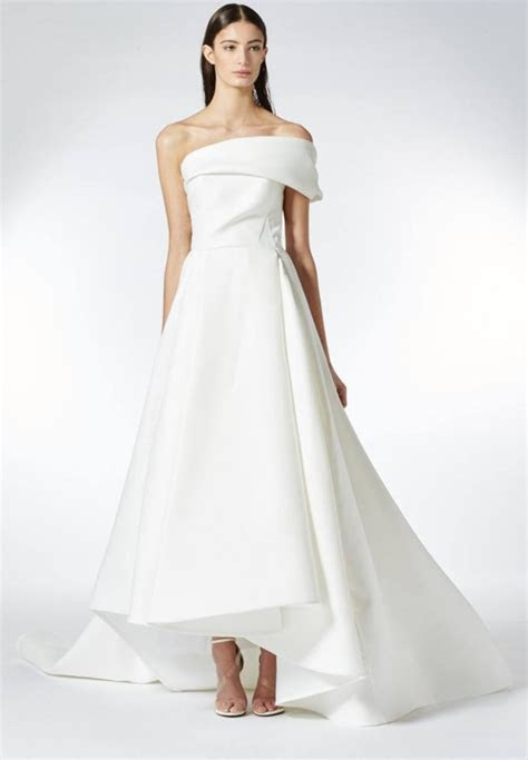 Toni Maticevski Forever One Second Hand Wedding Dress on