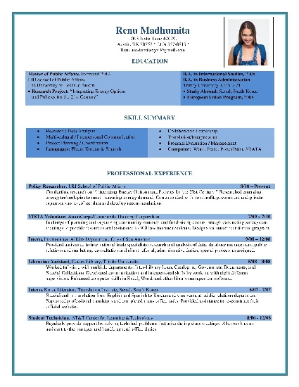 resume writing services for CXO