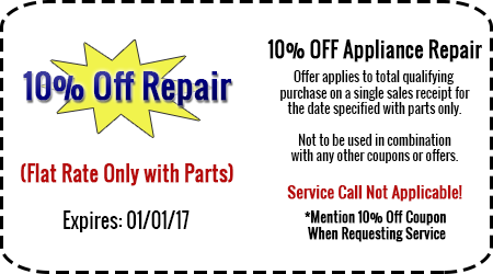 Borden Appliance Repair