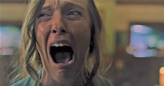 Check out Toni Collette's new film Hereditary When... - Swancon 2019