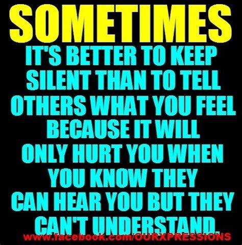 Quotes Nobody Understand Me
