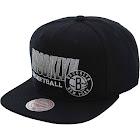 Mitchell&Ness Brooklyn Nets Score Keeper Snapback Unisex Bh72B5