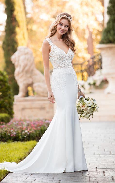 Wedding Dresses   French Lace Wedding Dress   Stella York