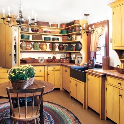 Create a Shaker-Style Kitchen | Create a Shaker-Style Kitchen ...