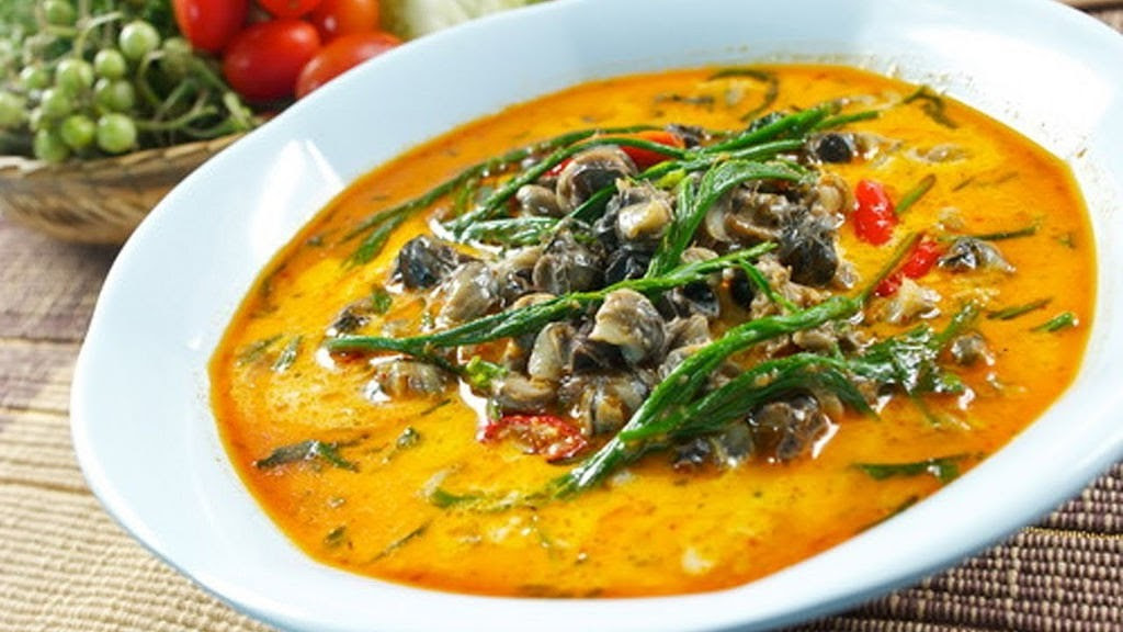แกงคั่วหอยขม KruaMaiporn l อาหารตามสั่ง อาหารจานด่วน บริการจัดส่งถึงบ้าน อร่อยแซ่บต้องลอง : Liked on YouTube http://dlvr.it/PTXy6j