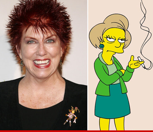 Marcia Wallace Dead -- 'Simpsons' Star Dies at 70