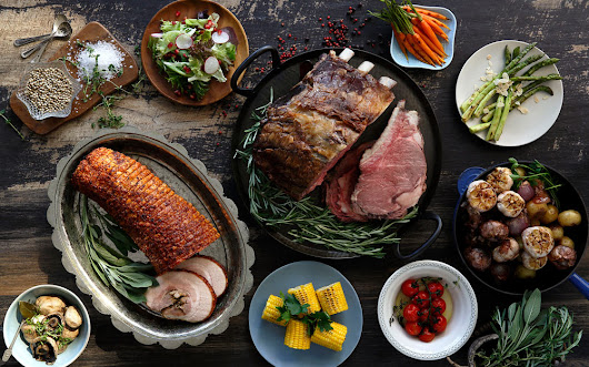 The Great Meat Feast at The Carvery is back