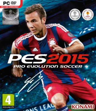 Cover Of Pro Evolution Soccer Full Latest Version PC Game Free Download Mediafire Links At worldfree4u.com