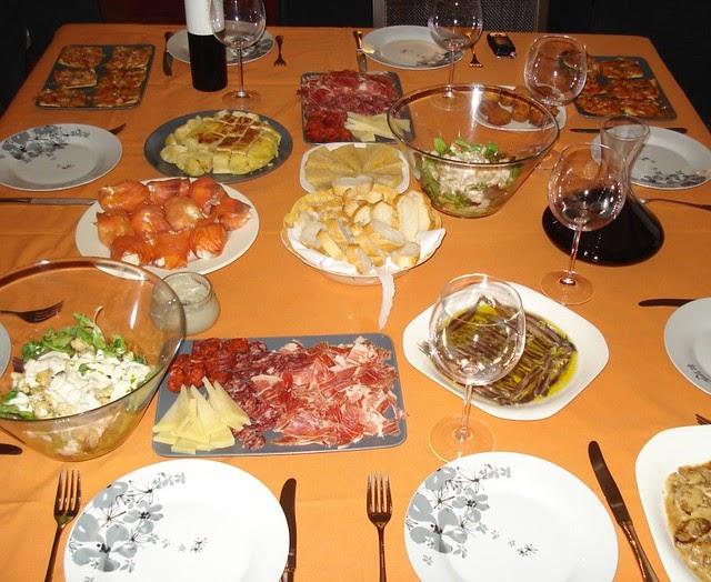 Blogs de cocina selecci n de 10 cenas f ciles y r pidas for Cenas sencillas y originales