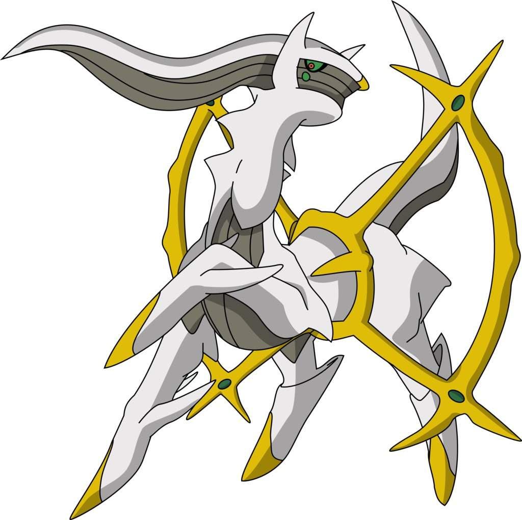 Pokemon Theory Thousand Arm Arceus???  Pok\u00e9mon Amino