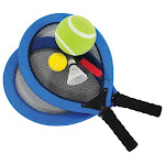 Outside Inside 357667 Backpack Table Tennis Set