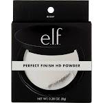 e.l.f. Perfect Finish HD Face Powder, Sheer 83257, 0.28 oz