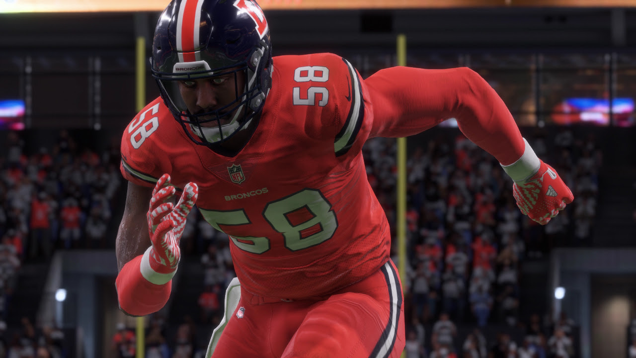 NFLs clutch players identified by Madden NFL 18  NFL  Sporting News
