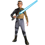 Star Wars Rebels Kanan Costume for Boys - Size Small