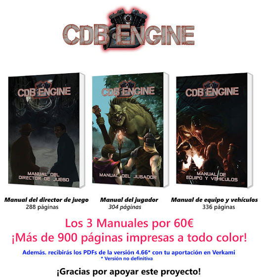 ¡Ultimas 27 horas del mecenazgo! – CdB Engine