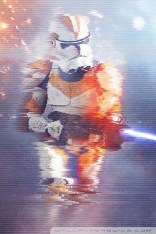 Iphone Wallpaper Star Wars Battlefront 2