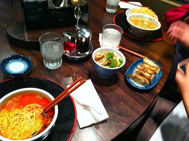 K Oz Restaurant Menu
