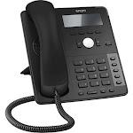 Snom - D715 VoIP Desk Telephone with PoE - Black