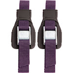 Seattle Sports Utility Straps 21' Purple 2pk