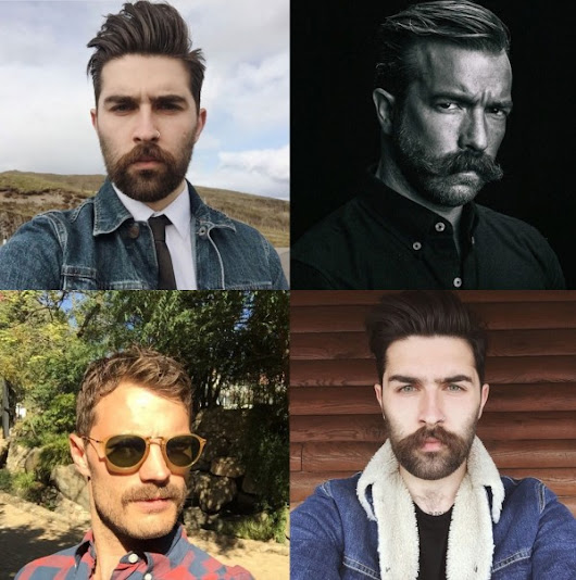 Is the 'Beardstache' Here to Stay? by Urban Beardsman Magazine