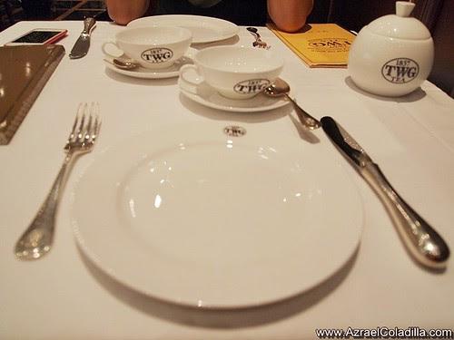 TWG Tea at RWM