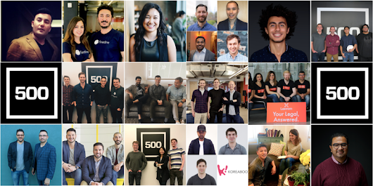 Here's the 23rd batch of 500 Startups companies – TechCrunch