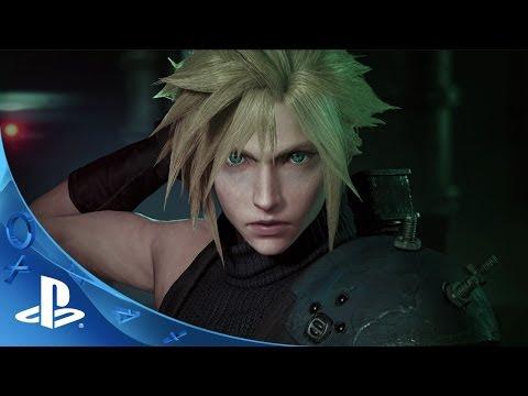 Final Fantasy VII Remake trailer - paljon puhetta parista minuutista