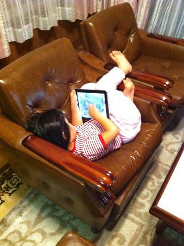iPad native child