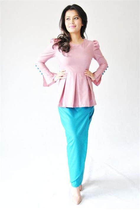 peplum kurung versatilemodern  fresh hijab fashion