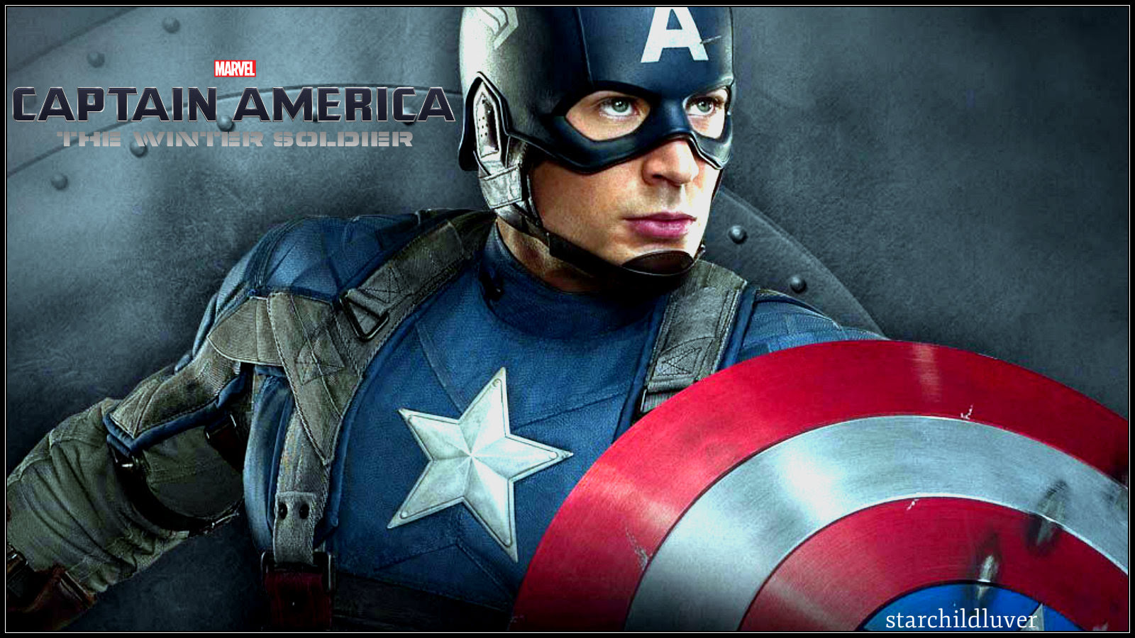 Chris Evans As Captain America Chris Evans Wallpaper 36851152