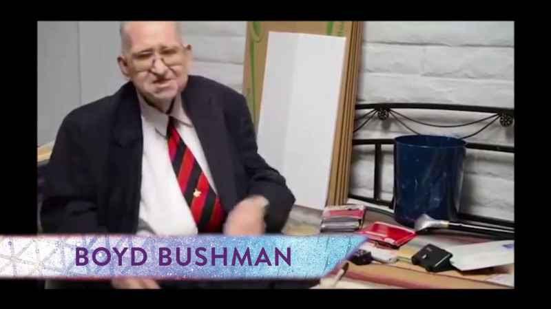 1 Boyd Bushman