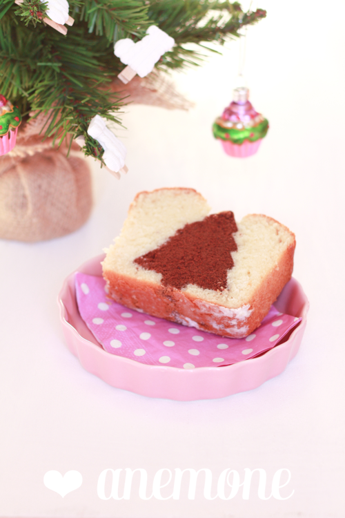 Cake con albero di Natale