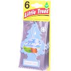Little Trees Cardboard Hanging, Summer Linen PK-6