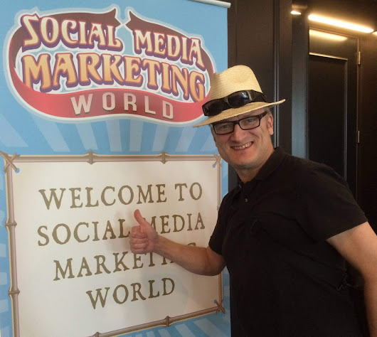 Chapman University going to Social Media Marketing World 2015 - The Social Media Professor