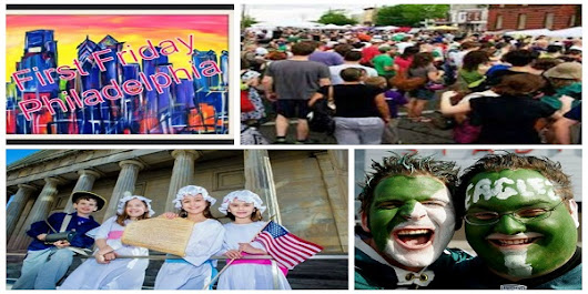 Things To Do In Philadelphia ~ Fringe Festival, Green Fest Philly, First Fridays and More!