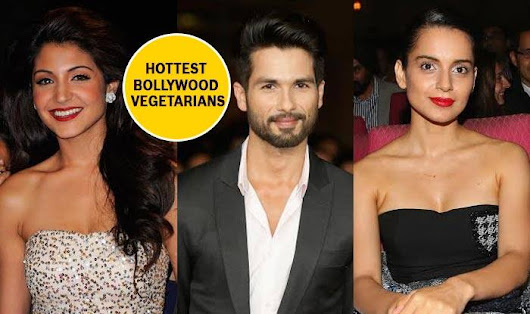World Vegetarian Day: 9 Bollywood celebrities who adopted vegetarianism for a healthy lifestyle