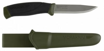 Cutit MORA  Companion MG otel carbon