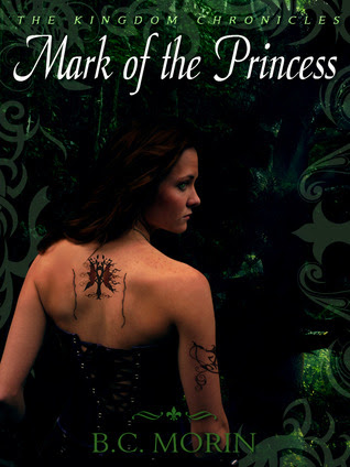 Mark of the Princess (The Kingdom Chronicles, #1)