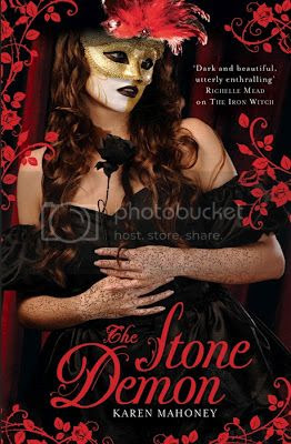 The Stone Demon by Karen Mahoney