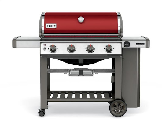 New Weber Genesis® II and Genesis® ll LX Gas Grills Reviews from Mrs. G Appliances in NJ — Debbie's Blog